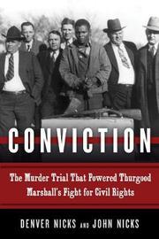 Conviction by Denver Nicks