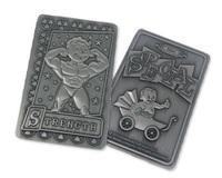 Fallout: Replica Perk Card - Strength