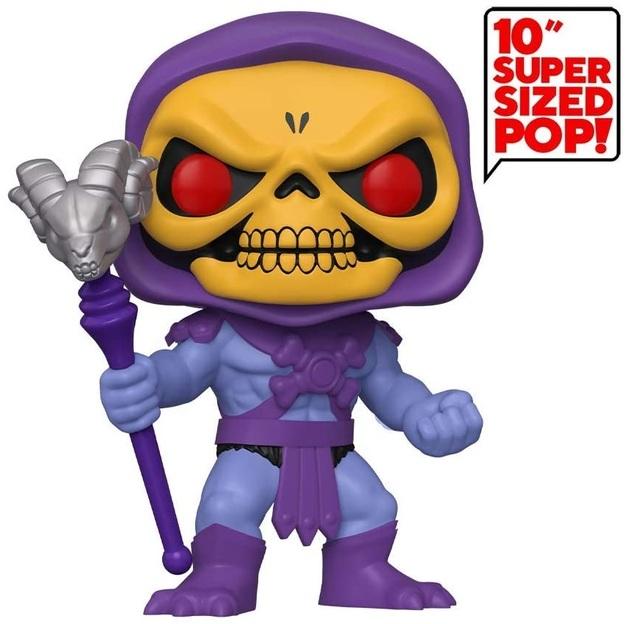 "MotU: Skeletor - 10"" Super Sized Pop! Vinyl Figure"