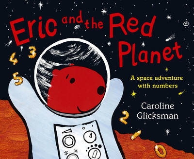 Eric and the Red Planet by Caroline Glicksman image