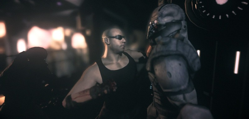 Chronicles of Riddick: Assault on Dark Athena for Xbox 360 image