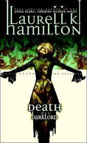 Death of a Darklord by Laurell K. Hamilton image
