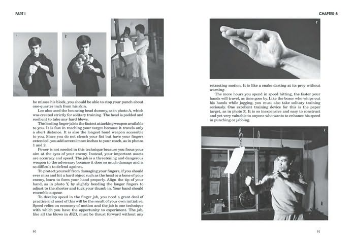 Bruce Lee's Fighting Method : The Complete Edition (4 books in 1) by Bruce Lee image