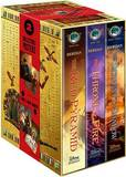 The Kane Chronicles Complete Box Set (Hardback) by Rick Riordan