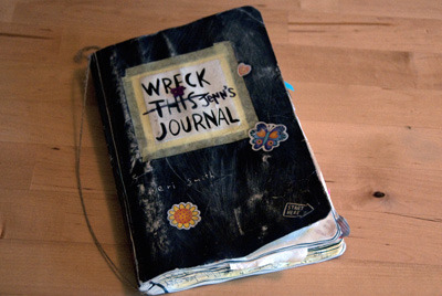 Buy Wreck This Journal at Mighty Ape NZ