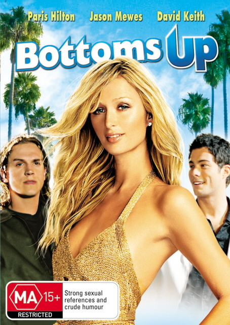 Bottoms Up on DVD