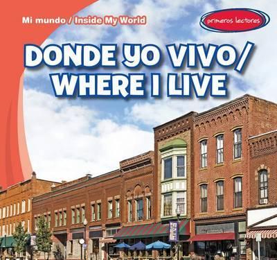Donde Yo Vivo / Where I Live by Tina Benjamin
