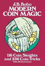 Modern Coin Magic by J.B. Bobo image