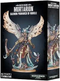 Warhammer 40,000: Mortarion Daemon Primarch of Nurgle