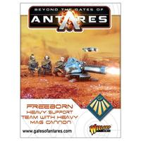 Beyond the Gates of Antares: Freeborn Heavy Mag Cannon image