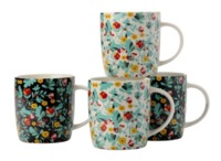 Casa Domani - Pianillo Mug Set 350ml (Set of 4)