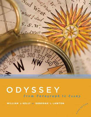 Odyssey by William J Kelly