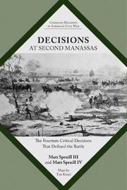 Decisions at Second Manassas by Matt Spruill image