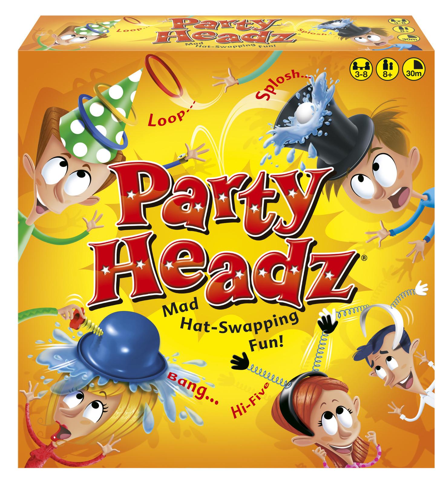 Party Headz image