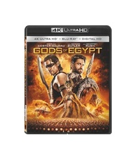 Gods Of Egypt on UHD Blu-ray