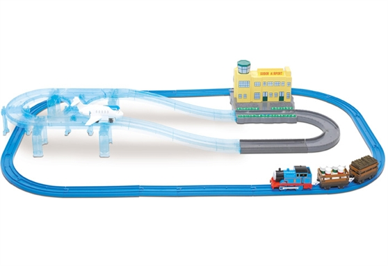 Thomas & Friends: Thomas and Jeremy Airport Set image