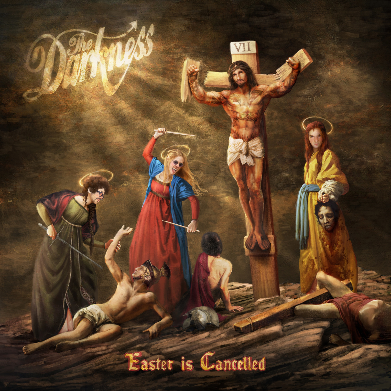 Easter Is Cancelled (LP) by The Darkness image