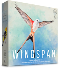 Wingspan: Revised Edition image