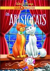 Aristocats (The) on DVD