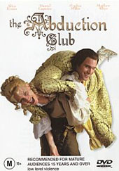The Abduction Club on DVD