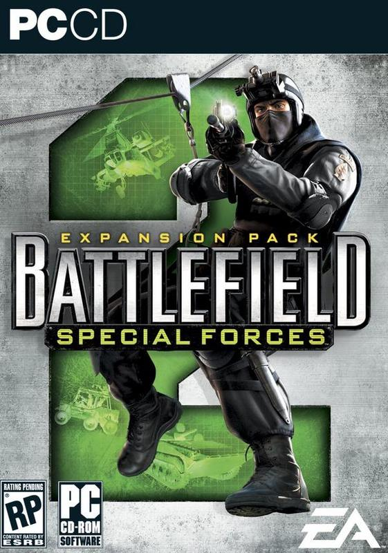 Battlefield 2: Special Forces (CD-ROM) for PC Games