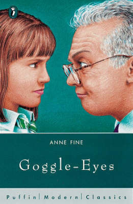 goggle eyes anne fine essays Goggle-eyes by anne fine kitty killin is not only a good storyteller, but also the world's greatest expert when.