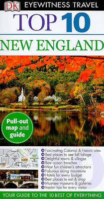 Top 10 New England by Patricia Harris