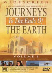 Journeys To The Ends Of The Earth      Vol 1 on DVD