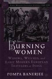 Burning Women by P. Banerjee