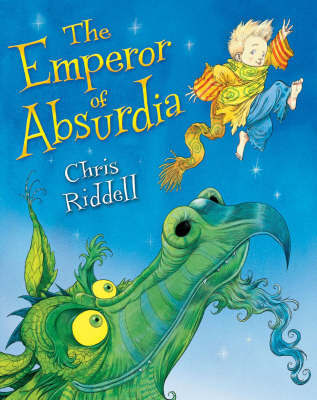 The Emperor of Absurdia by Chris Riddell image