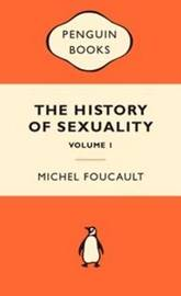 The History of Sexuality: v. 1 (Popular Penguins) by Michel Foucault