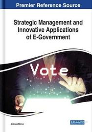Strategic Management and Innovative Applications of E-Government image