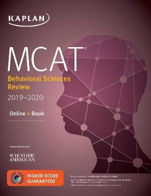 MCAT Behavioral Sciences Review 2019-2020 by Kaplan Test Prep