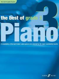 The Best of Grade 3 Piano by Anthony . Williams image