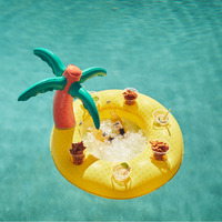 Sunnylife: Inflatable Pool Bar - Tropical Island