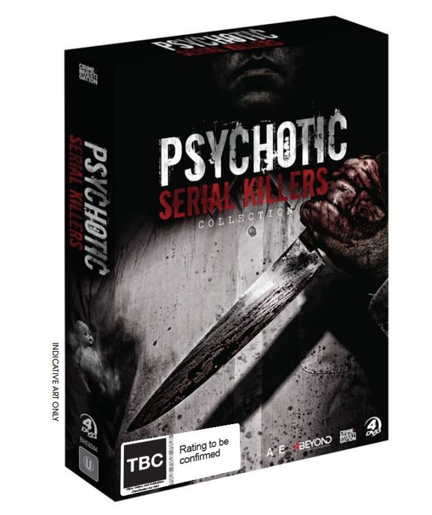 Psychotic Serial Killers on DVD