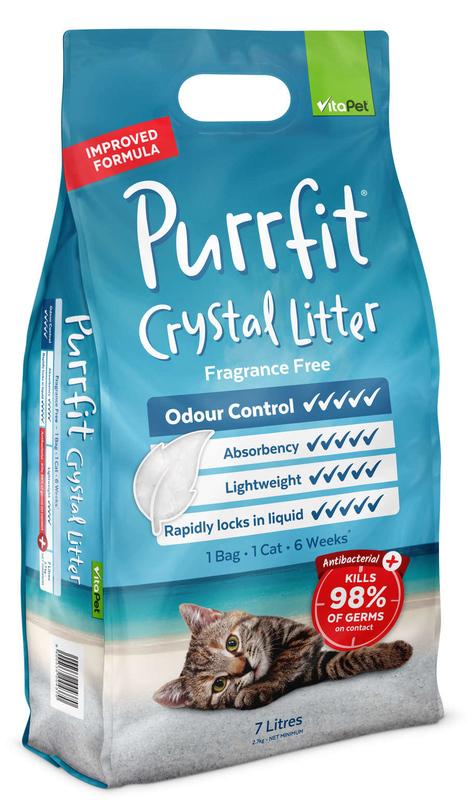Vitapet: Purrfit Crystals (7L)