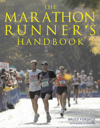 The Marathon Runner's Handbook by Bruce Fordyce image