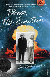 Please, Mr Einstein by Jean-Claude Carriere image