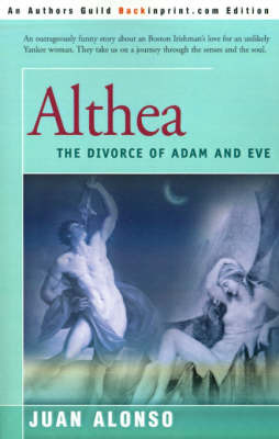 Althea: (The Divorce of Adam and Eve) by J.M. Alonso image