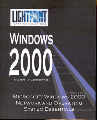 Microsoft Windows 2000 Network and Operating System Essentials image