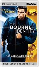 The Bourne Identity for PSP
