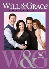 Will And Grace Season 6 (4 Disc Set) on DVD