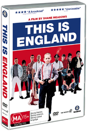 This Is England on DVD image
