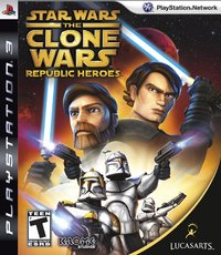Star Wars The Clone Wars: Republic Heroes for PS3