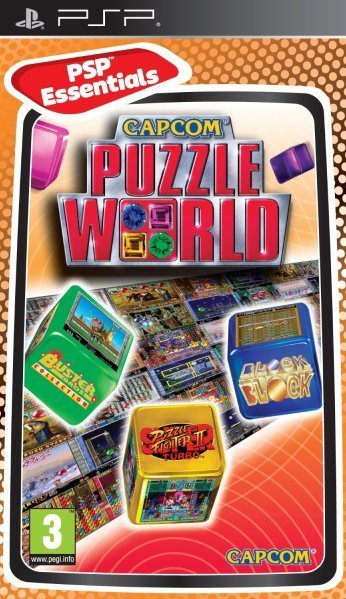 Capcom Puzzle World (Essentials) for PSP