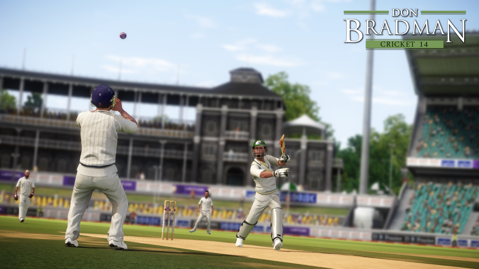 Don Bradman Cricket 14 for PS3 image
