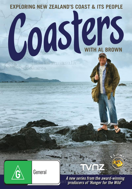 Coasters with Al Brown DVD