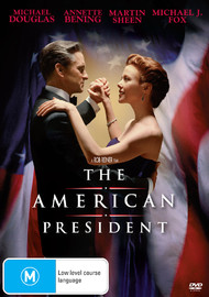 The American President on DVD