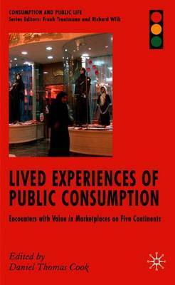 Lived Experiences of Public Consumption image